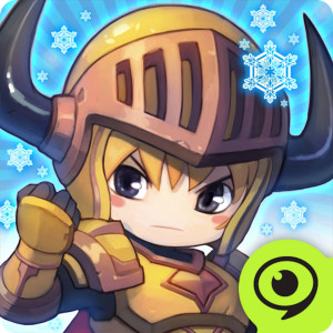 Dungeon Link - Holiday Christmas Game App Icon 2015