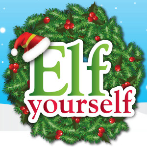 Elf Yourself Holiday Christmas Game App Icon 2015