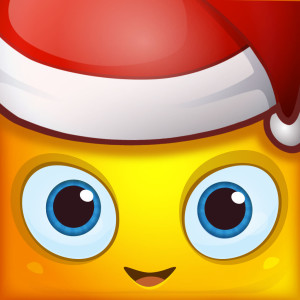Jelly Splash - Holiday Christmas Game App Icon 2015