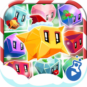 Jungle Cubes - Holiday Christmas Game App Icon 2015