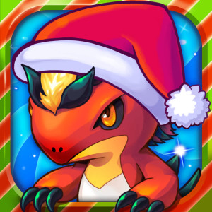 Monster Squad Holiday Christmas Game App Icon 2015