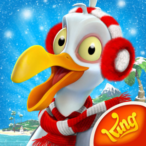 Paradise Bay Holiday Christmas Game App Icon 2015