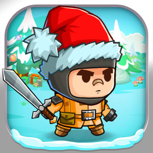 Rise of Heroes - Holiday Christmas Game App Icon 2015