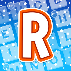 Ruzzle - Holiday Christmas Game App Icon 2015