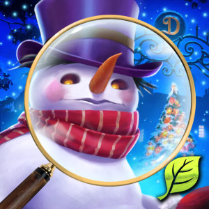 Seeker's Notes - Holiday Christmas Game App Icon 2015