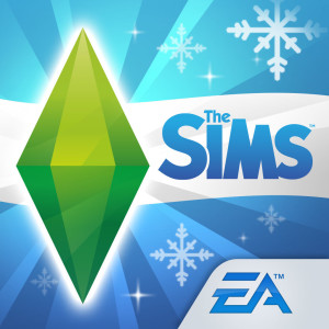 The Sims FreePlay - Holiday Christmas Game App Icon 2015