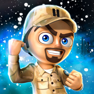 Tiny Troopers Alliance - Holiday Christmas Game App Icon 2015