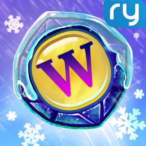 Words of Wonder - Holiday Christmas Game App Icon 2015