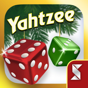 Yahtzee with Buddies - Holiday Christmas Game App Icon 2015