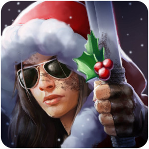 Empire Z Holiday Christmas Game App Icon 2015
