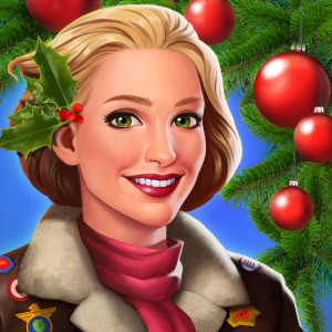 Pearl's Peril Holiday Christmas Game App Icon 2015