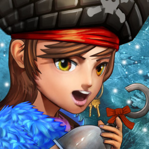Scrap Force - Holiday Christmas Game App Icon 2015
