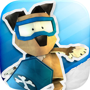 Shred It - Holiday Christmas Game App Icon 2015