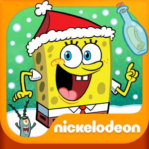 Spongebob Moves In - Holiday Christmas Game App Icon 2015