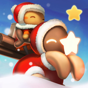 Starlit Adventures - Holiday Christmas Game App Icon 2015
