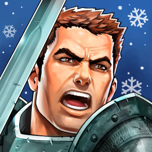 Stormborn War of Legends - Holiday Christmas Game App Icon 2015